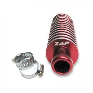 ZAP Zusatzkühler small 120x35mm universal rot