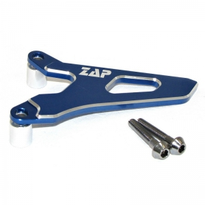 Ritzelabdeckung YZ250 99-10, YZ250F 01-10, WR250F 01-10, RMZ250 07-10, RMZ450 05-10 blau