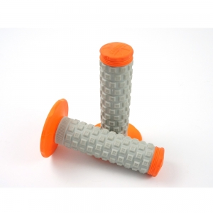 ZAP TechniX Griffgummi Cubes grau/orange