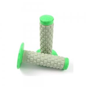 ZAP TechniX Griffgummi Cubes grau/grün