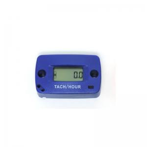 Offroad Service und Stundenzähler resetbar   Blau