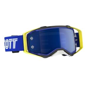 SCOTT Prospect Pro Circuit blue/yellow / blue chrome works