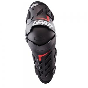 Leatt Knie Protektor Dual AXIS schwarz-rot L/XL