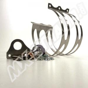 Doma Racing Ersatz Anbau Kit für KXF250/450 04->