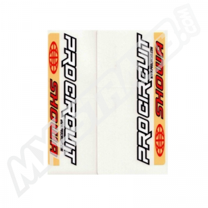 Pro Circuit Gabel-Aufkleber SHOWA