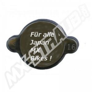 Kühlerdeckel für alle japanischen MX-Modelle mit 1,6 Bar