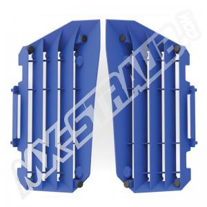Kühlergitter Yamaha YZF250/450 14-> Blau