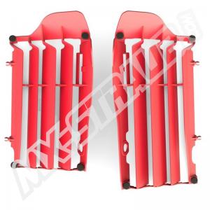 Kühlergitter Honda CRF450 13-14 rot