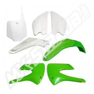 """UFO Plastik-Kit Kawasaki KX85 New Style """"13"""""""