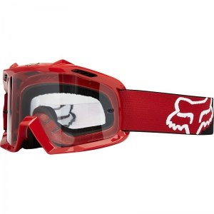 FOX YOUTH AIRSPC Red / Clear