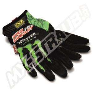 """Pro Circuit Mechanix Handschuhe  schwarz""""Monster"""""""