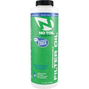 NO TOIL AIR FILTER OIL EVOLUTION BIODEGRADABLE 16 OZ