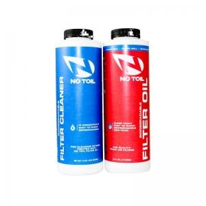 NO-TOIL Set:Filteröl(NT01)+Reiniger(NT03)