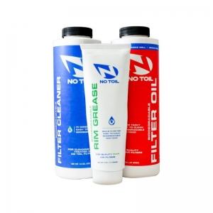 NO-TOIL Set: Reiniger(NT01)Öl(NT03)Fett(NT05)