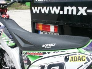 Acerbis X-SEAT Sitzbank KXF450 12-15/KXF250 13-16  schwarz