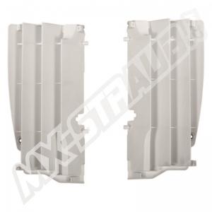 Kühlergitter Honda CRF450 13-14 weiß