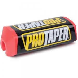 Pro Taper Lenkerpolster für 28,6mm Lenker schwarz/rot