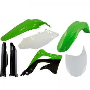 Acerbis Plastik-Kit kompl. Kawasaki KX450F 13-> original Farbe