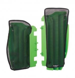 Polisport Kühlerfilter für Lamellen KXF450 10-15 schwarz