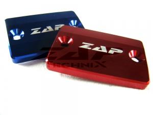 ZAP Deckel Hauptbremszylinder Quad blau