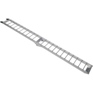 klappbare Aluminium-Auffahr-Rampe  2,13m lang