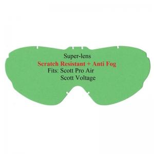 Ersatzglas Scott Voltage/Pro Air kratzfest smoke