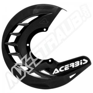Acerbis X-Brake Front Bremmsscheiben-Schutz  universell bis 270mm schwarz