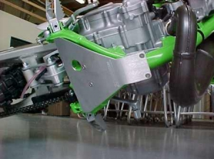 Pro Circuit Motorschutzplatte KX85