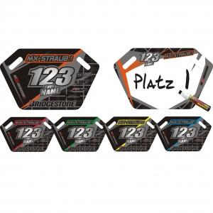 Pit Board MX-Straub in verschiedenen Farben