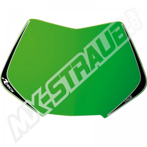 RaceTech Oberteil für V-Face Lampenmaske grün
