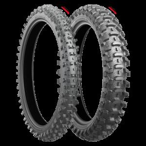 """Bridgestone X10 Reifen """"Sand/Matschboden"""" Größe wählen"""