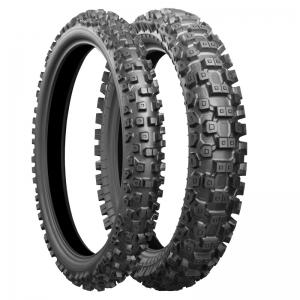 """Bridgestone X30 Reifen """"Mittelboden"""" 85ccm"""