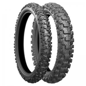 """Bridgestone X40 Reifen """"Hartboden"""" Größe wählen"""