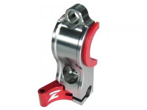 ZAP Heißstarthebel für V2/V2X Kupplungsarmatur rot