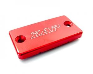 ZAP Deckel Hauptbremszylinder  KX(F), RM(Z), YZ(F) rot