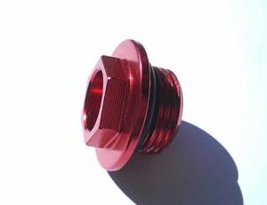ZAP Öleinfüllschraube KTM 4T rot