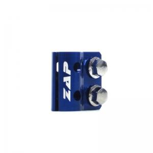ZAP Halterung für Bremsleitung KX(F), RM(Z) blau