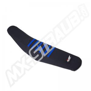 ZAP RIB-Grip Sitzbezug YZF 250/450 14- Schwarz/Blau