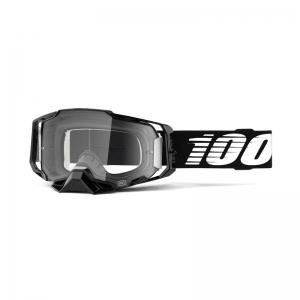 100% Brille Armega Black / Lens Clear