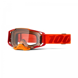 100% Brille Armega Litkit / Lens Clear