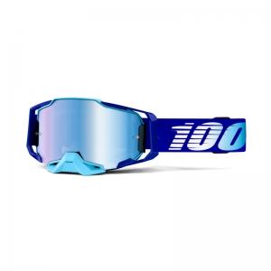 100% Brille Armega Royal / Mirror Blue Lens