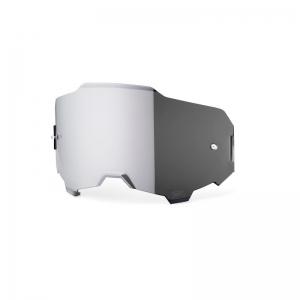 Ersatzglas für Armega MX-Brille  silber gespiegelt