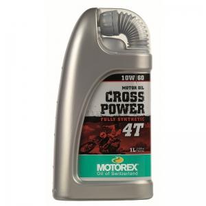 Motorex Cross-Power 10W60 4Takt Öl 1Liter