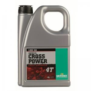 Motorex Cross-Power 10W60 4Takt Öl 4Liter