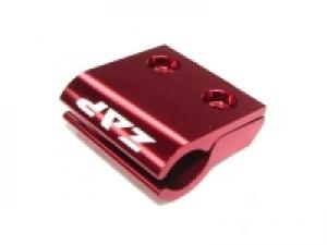 ZAP Halterung für Bremsleitung Yamaha YZ(F)125-450 05->  Rot