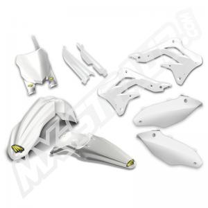 Cycra Plastik-Kit für KXF250 13-16 weiß kompl.