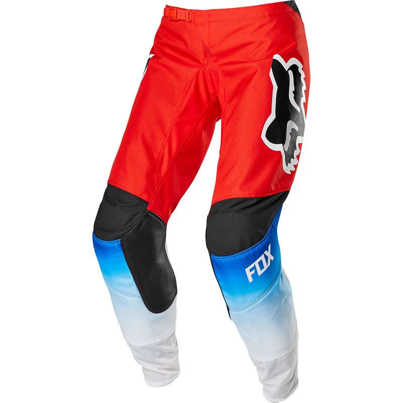 FOX Damen 180 Fyce Crosshose  Blau/Rot Gr: 4