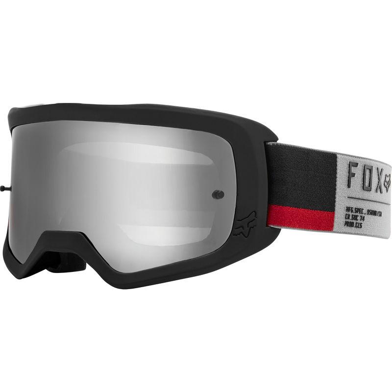 FOX MX-Brille Main Ii Gain - Spark-Sichtscheibe Grey
