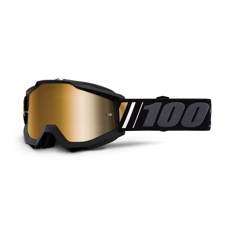 100% MX-Brille Accuri Extra Off Mirror True Gold