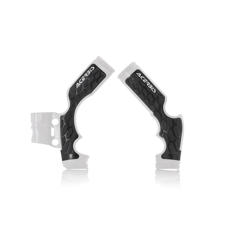 Acerbis Rahmenschützer X-Grip KTM SX 65 14-20  Weiß